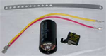 Capacitor, Hard Start Kit, with PTCR for Coleman Mach ( 8333A9021 )